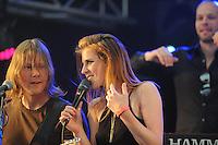 MUZIEK: BURGUM: 16-6-2013, Fryske Olympiade, Elske de Wall, ©foto Martin de Jong
