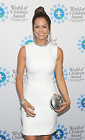 NEW YORK, NY - OCTOBER 27: Actress Brooke Burke attends the World of Children Awards Ceremony at 583 Park  on October 27, 2016 in New York City. Photo by John Palmer/ MediaPunch