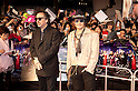"April 12, 2012, Tokyo, Japan - Johnny Depp and Tim Burton at Roppongi Hills for the Japan Premier of ""Dark Shadows"". ""Dark Shadows"" starts showing in Japan on May 19, 2012.."