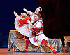 Le Corsaire <br /> by Alexei Ratmansky of Petipa <br /> Bolshoi Ballet <br /> at The Royal Opera House, Covent House, London, Great Britain <br /> 11th August 2016 <br /> Rehearsal<br /> <br /> <br /> <br /> <br /> Yulia Stepanova as Medora<br /> Denis Rodkin as Conrad <br /> <br /> <br /> <br /> <br /> Photograph by Elliott Franks <br /> Image licensed to Elliott Franks Photography Services