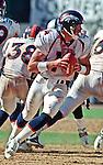 Oakland Raiders vs. Denver Broncos at Oakland Alameda County Coliseum Sunday, September 17, 2000.  Broncos beat Raiders  33-24.  Denver Broncos quarterback Brian Griese (14).
