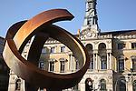 City Hall - Ayuntamiento, Bilbao, Basque Country, Spain