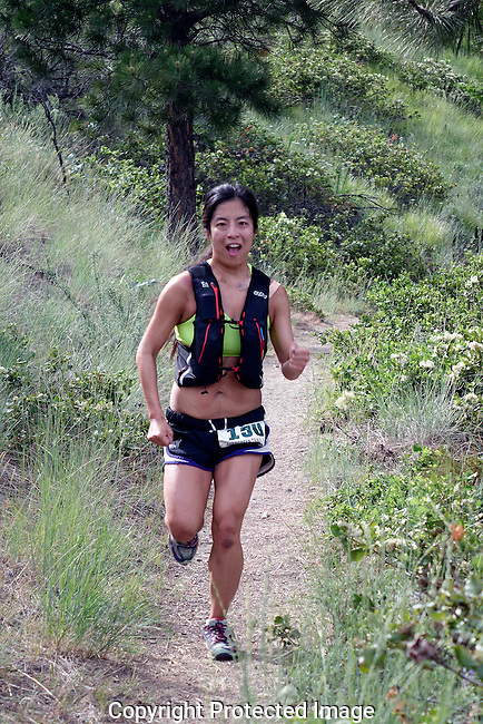 2015 Evergreen Trail Run - Echo Valley