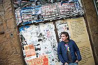 Oscar Ruiz Navia - Colombian Film Director - La Macarena - Bogota