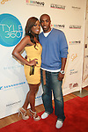 Basketball Wives' Meeka and Speedy Claxton -Arrivals: STYLE360 New York Fashion Week Presented by Stoli - SACHIKA SPRING 2012: MERMAID PARADISE - Metropolitan Pavilion New York City, USA - 9/13/11