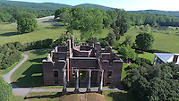 The Barboursville Ruins located in Orange County, Virginia. Photo/Andrew Shurtleff