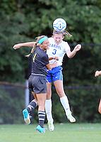 Womens Varsity Soccer vs. Carmel 8-25-13
