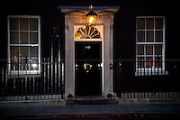 01.11.2012 - 10 Downing Street By Night