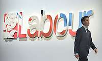 &copy; Licensed to London News Pictures. 26/09/2011. LONDON, UK. Ed Miliband leader of the Labour Party at The Labour Party Conference in Liverpool today (26/09/11). Photo credit:  Stephen Simpson/LNP