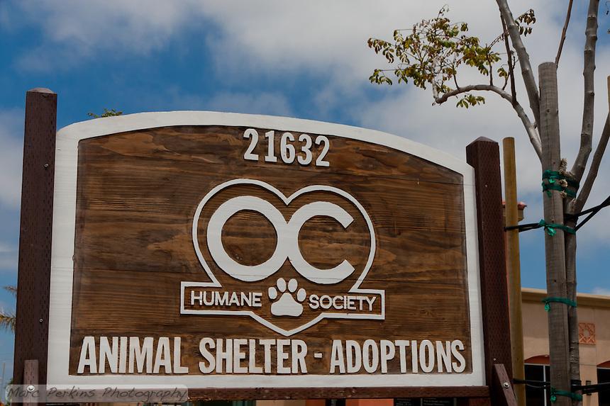Humane Society Newport Beach California