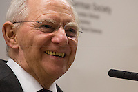 03.03.2016 - LSE Presents: Wolfgang Schäuble, Germany's Federal Minister of Finance