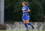11 October 2007: Duke's Christie MacDonald. The University of North Carolina Tar Heels defeated the Duke University Blue Devils 2-1 at Fetzer Field in Chapel Hill, North Carolina in an Atlantic Coast Conference NCAA Division I Women's Soccer game.