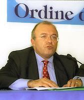Francesco Storace Presidente Regione Lazio.2005.Francesco  Storace President Region Lazio.