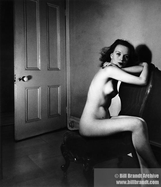 Nude, London.1940s