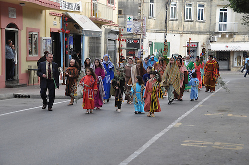 My visit to Malta coincided with the Easter holiday, which the Maltese people celebrate with rich pageantry, and joyous family and community celebrations--a spiritual and visual feast! Click on each image for a caption with photo details.