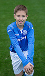 St Johnstone FC Academy U14's<br /> Ross MacFarlane<br /> Picture by Graeme Hart.<br /> Copyright Perthshire Picture Agency<br /> Tel: 01738 623350  Mobile: 07990 594431
