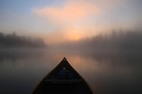 Foggy Morning Paddle<br />