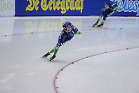 SCHAATSEN: HEERENVEEN: 12-12--2015, IJsstadion Thialf, ISU World Cup, Sven Kramer (NED), ©foto Martin de Jong