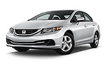 Honda Civic NGV Sedan 2015