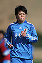 Ayaka Michigami (JPN), ..FEBRUARY 12, 2012 - Football / Soccer : Nadeshiko Japan team training Wakayama camp at Kamitonda Sports Center in Wakayama, Japan. (Photo by Akihiro Sugimoto/AFLO SPORT) [1080]