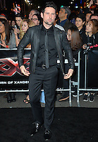 Ben Hollingsworth at the Los Angeles premiere for &quot;XXX: Return of Xander Cage&quot; at the TCL Chinese Theatre, Hollywood. Los Angeles, USA 19th January  2017<br /> Picture: Paul Smith/Featureflash/SilverHub 0208 004 5359 sales@silverhubmedia.com
