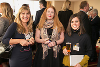 Pictured from left are Kimberley Davies-Phippen of Riverfall Financial, Charelotte Moreland of Training for Business and Alessia Cacaveri of Shake Social
