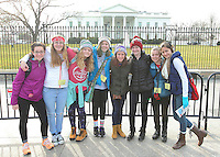 March for Life  2015 - OLMC site seeing