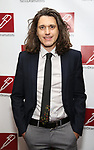 Lucas Hnath attends The New Dramatists' 68th Annual Spring Luncheon at the Marriott Marquis on May 16, 2017 in New York City.