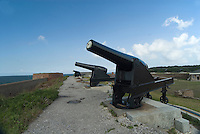 Florida, Fernandina Beach, Cannon, Fort Clinch State Park,