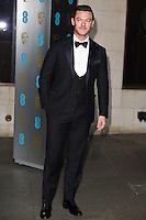 Luke Evans at the 2017 EE British Academy Film Awards (BAFTA) After-Party held at the Grosvenor House Hotel, London, UK. <br /> 12 February  2017<br /> Picture: Steve Vas/Featureflash/SilverHub 0208 004 5359 sales@silverhubmedia.com