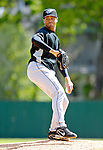 21 May 2007: Toronto Blue Jays pitcher Luis Perez in action against the Baltimore Orioles at Doubleday Field during Baseball's Annual Hall of Fame Game in Cooperstown, NY. The Orioles defeated the Blue Jays 13-7 in front of a sellout crowd of 9,791 at the historical ballpark...Mandatory Credit: Ed Wolfstein Photo