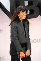 LONDON, ENGLAND - JULY 11: Claudia Winkleman attending the 'Jason Bourne' European Premiere at Odeon Cinema, Leicester Square on July 11, 2016 in London, England.<br /> CAP/MAR<br /> &copy;MAR/Capital Pictures /MediaPunch ***NORTH AND SOUTH AMERICAS ONLY***
