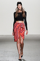 New York Fashion Week Spring 2014
