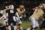Lafayette High's Tavon Joiner (32) vs. Lewisburg on Friday, September 28, 2012.