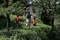Escursione nel Parco Montevecchia Curone..Excursion in Montevecchia park