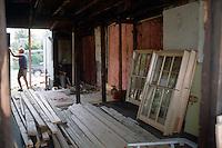 1989 September 08..Conservation.Berkley 3...Rehab before.500-502 Liberty Street...NEG#.NRHA#..