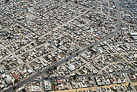Aerial shots of Chalco, Mexico City