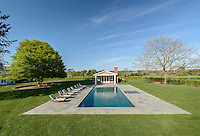 Swimming Pool, Cross Hwy, Long Island, East Hampton, New York