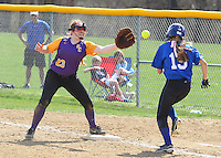 Guerin Softball vs. Chatard 4-12-14