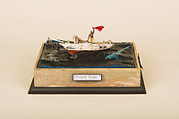 "Micro Maritime Art:  ""Distant Hope?"""