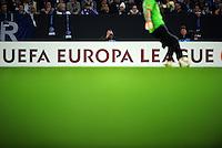 FUSSBALL   EUROPA LEAGUE   SAISON 2011/2012  ACHTELFINALE FC Schalke 04 - Twente Enschede                         15.03.2012 Symbolbild Fußball