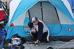 UK Basketball 2011: Tent City