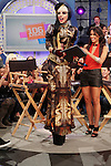 Lady Gaga visits BET's 106th & Park to promote ' Born This Way ' on May 23, 2011 in New York City