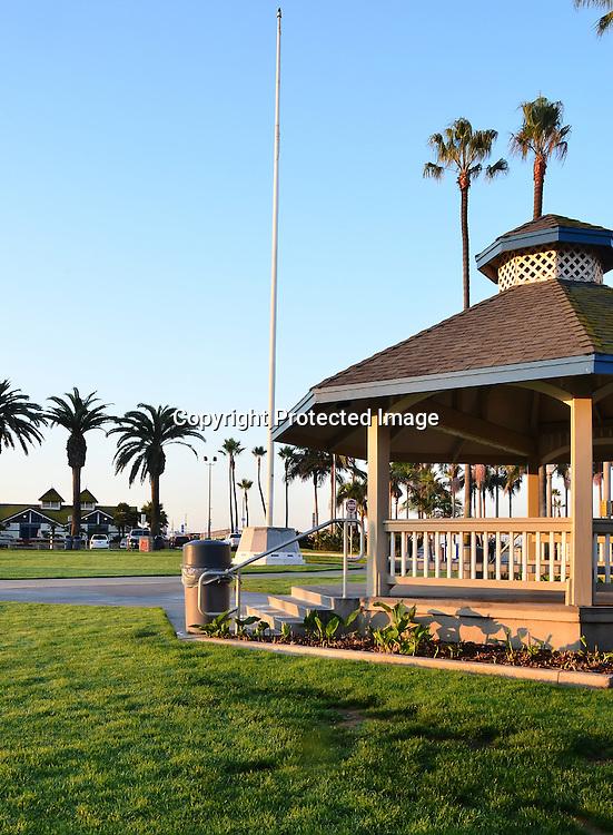 Royalty Free Stock photo of Orange County Newport Beach