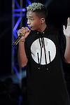 Jaden Smith Performs at BET's Rip The Runway 2013 Hosted by Kelly Rowland and Boris Kodjoe Held at the Hammerstein Ballrom, NY   2/27/13
