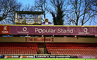 A general view of Bootham Crescent, home of York City<br /> <br /> Photographer Andrew Vaughan/CameraSport<br /> <br /> The Buildbase FA Trophy Semi-Final First Leg - York City v Lincoln City - Tuesday 14th March 2017 - Bootham Crescent - York<br />  <br /> World Copyright &copy; 2017 CameraSport. All rights reserved. 43 Linden Ave. Countesthorpe. Leicester. England. LE8 5PG - Tel: +44 (0) 116 277 4147 - admin@camerasport.com - www.camerasport.com