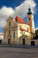 Carmelite church - Gyor ( Györ ) Hungary