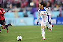 Tatsuya Suzuki (FC Tokyo), JANUARY 1, 2012 - Football / Soccer : 91st Emperor's Cup final match between Kyoto Sanga F.C. 2-4 F.C.Tokyo at National Stadium in Tokyo, Japan. (Photo by Takahisa Hirano/AFLO)