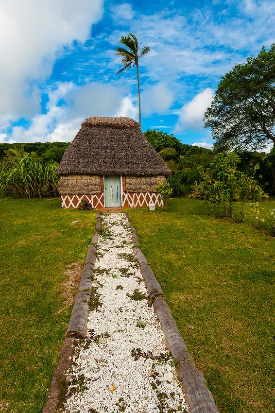 Chez Nath, Kaewatin, island of Mare, Loyalty Islands, New Caledonia