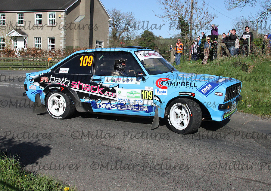 Circuit of Ireland Rally 2014 National
